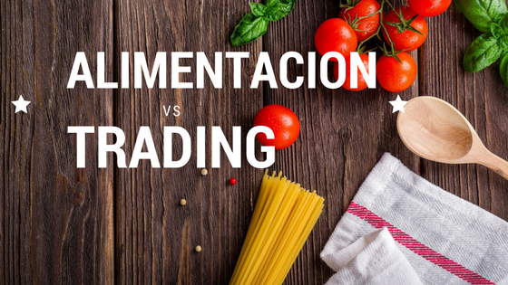 Alimentación vs Trading