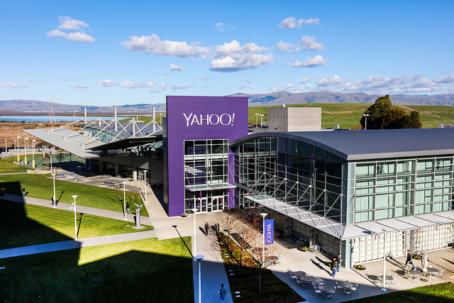 Marissa Mayer es directora ejecutiva de Yahoo.