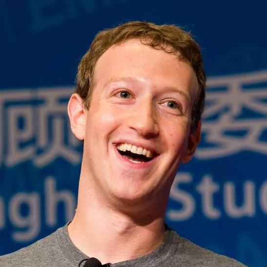 Mark Zuckerberg, fundador de Facenook.