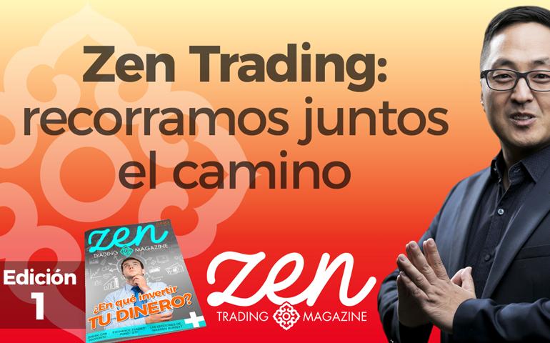 Zen Trading Magazine Ed 1 - Hyenuk Chu - Recorramos el camino juntos