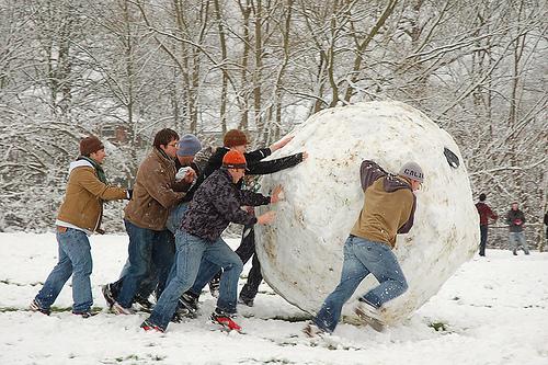 Cómo Funciona el Efecto Bola de Nieve