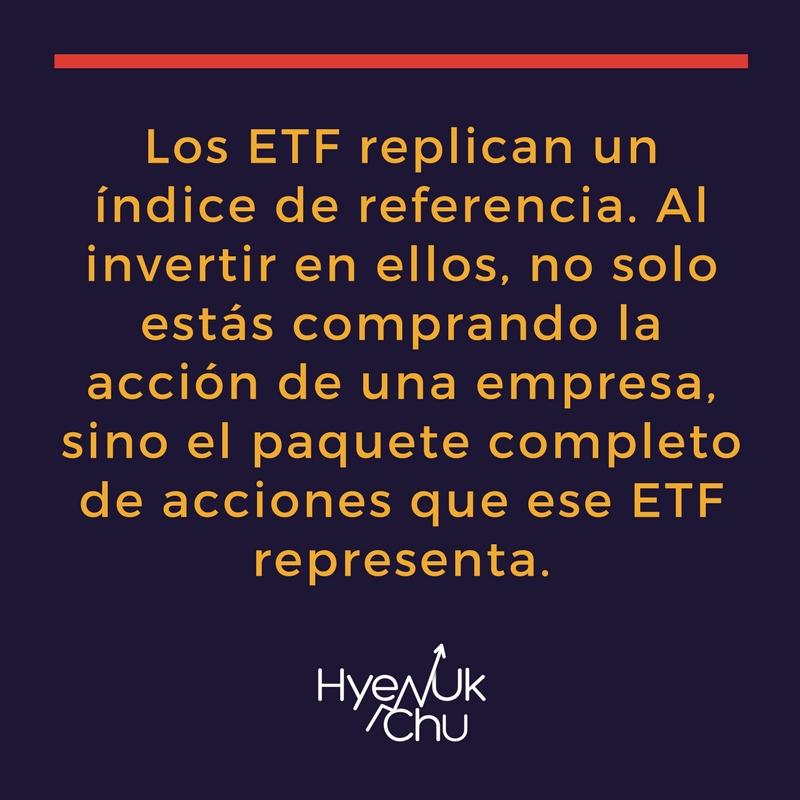 Qué son los ETF y qué tiene que ver con la Bolsa de Valores