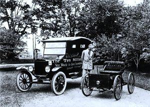 Henry Ford y la Bolsa de Valores