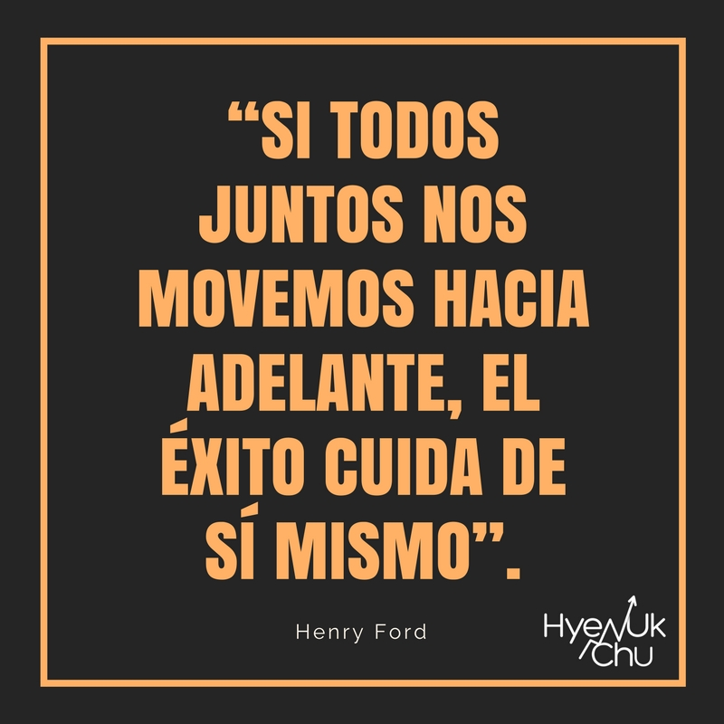 Innovar es la clave para triunfar. Henry Ford y la Bolsa de Valores