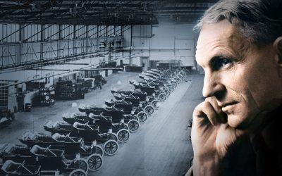 Henry Ford y los Inversionistas de la Bolsa de Valores