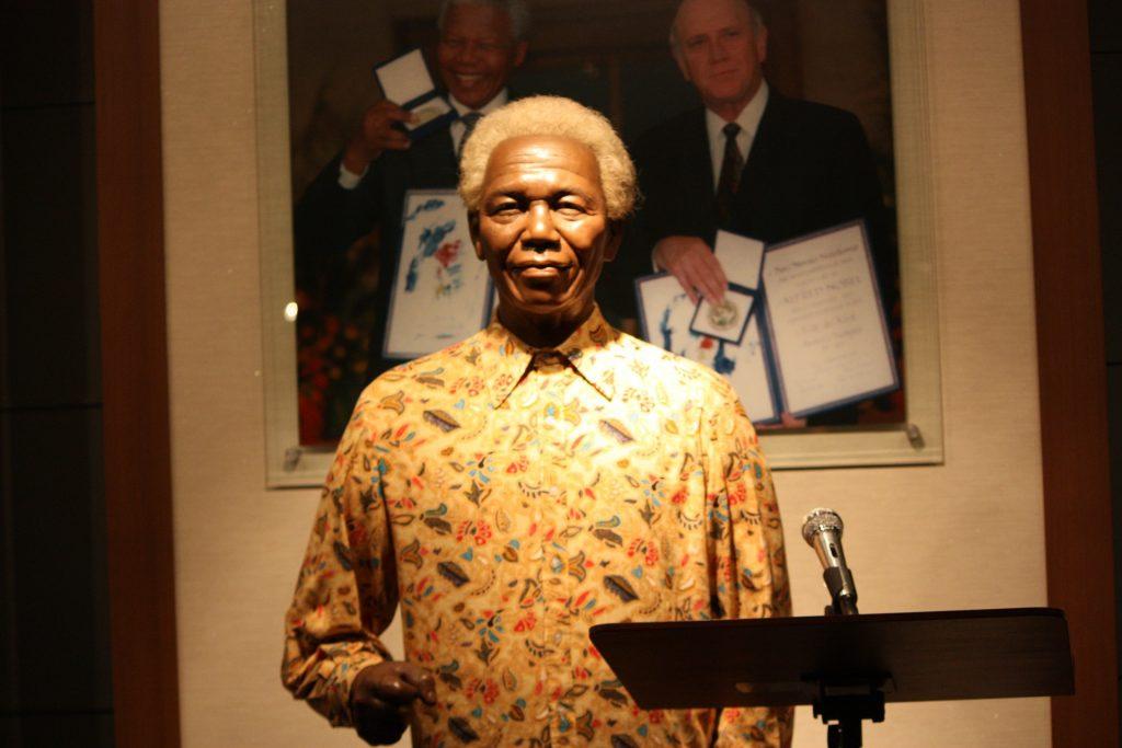 Los Inversionistas Podemos Obtener Inspiración de Nelson Mandela