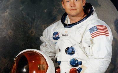 Neil Armstrong En La Luna Y La Bolsa De Valores