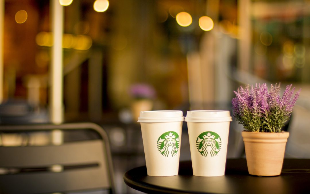 El Éxito De Starbucks Y Sus Acciones Con Sabor A Café