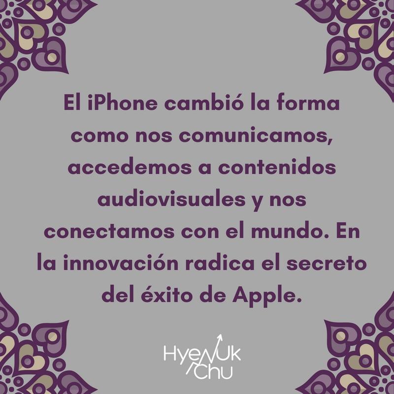 Clave del éxito de Apple. La Marca Más Valiosa del Mundo