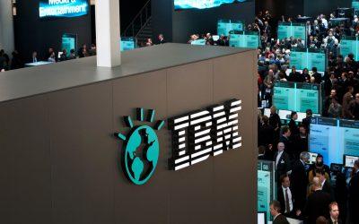 IBM en la Bolsa de Valores