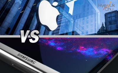 La Guerra Comercial Samsung Vs Apple