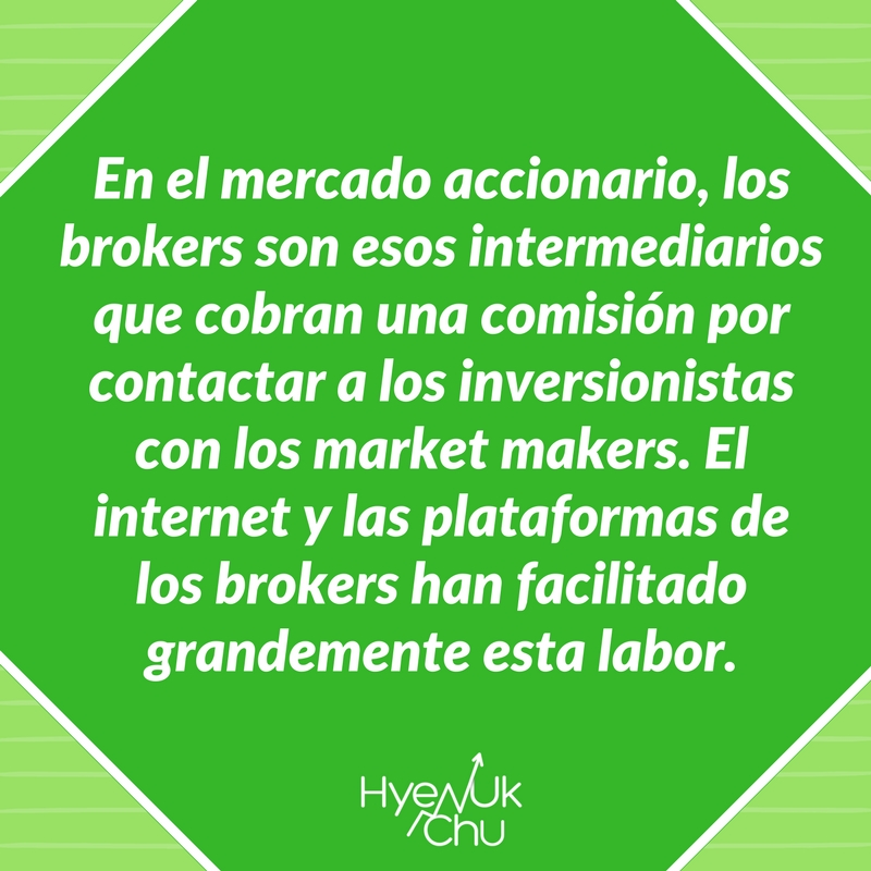 Estructura del mercado accionario. Cómo Funciona el Mercado de Valores