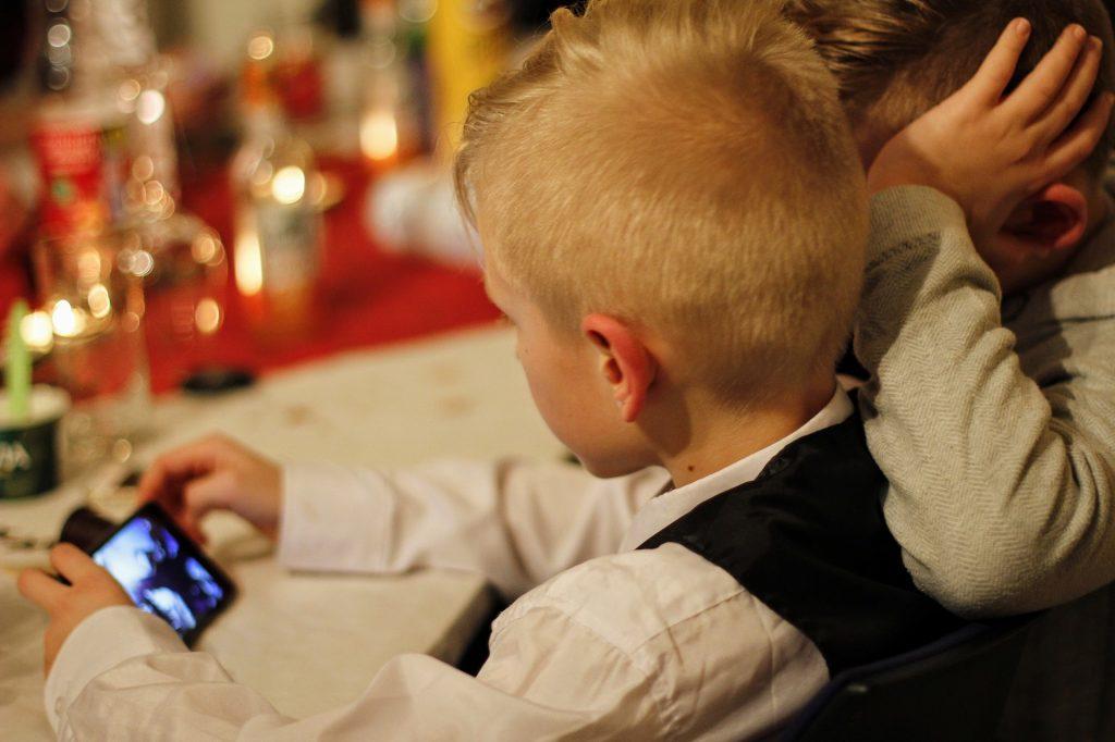 Los niños hoy prefieren juguetes electrónicos.
