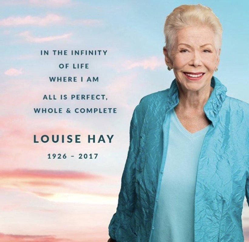 Louise Hay y su legado.