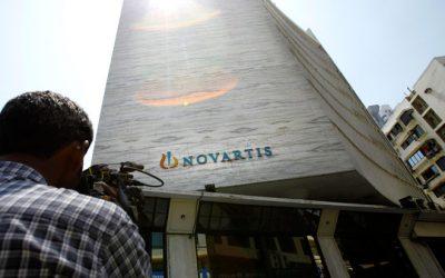 Novartis Puntea En La Bolsa Por Sus Adelantos Científicos
