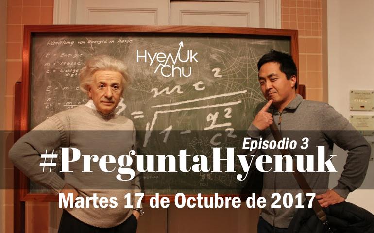 #PreguntaHyenuk Episodio 3 – Hyenuk Chu