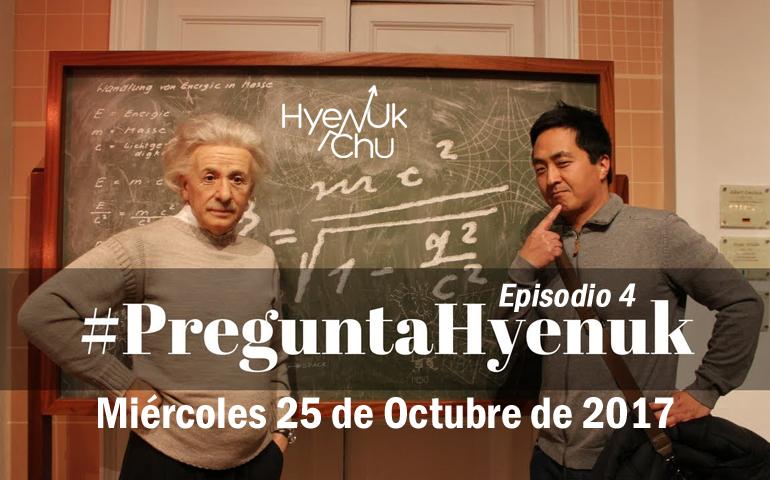 #PreguntaHyenuk Episodio 4 – Hyenuk Chu