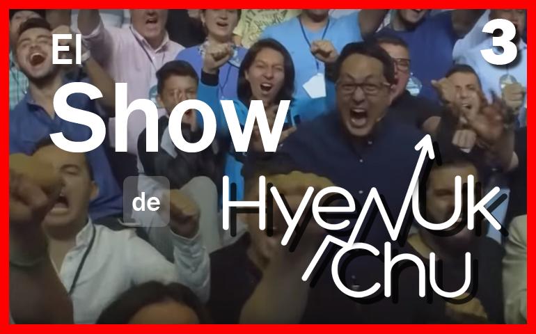 La Disciplina y el Éxito – El Show de Hyenuk Día 3