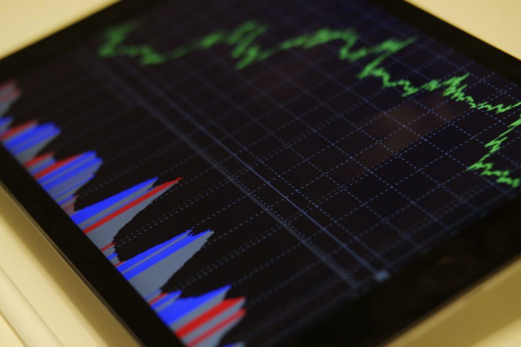 El gráfico es tu insumo para invertir en la Bolsa.