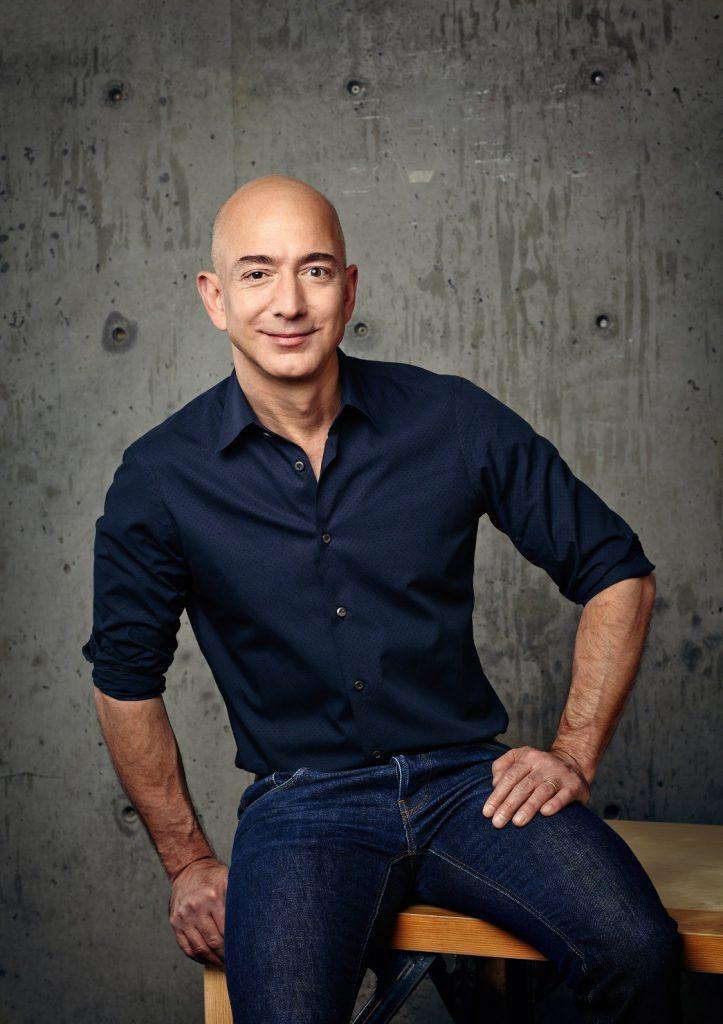 Jeff Bezos, de Amazon es el hombre más rico del mundo.