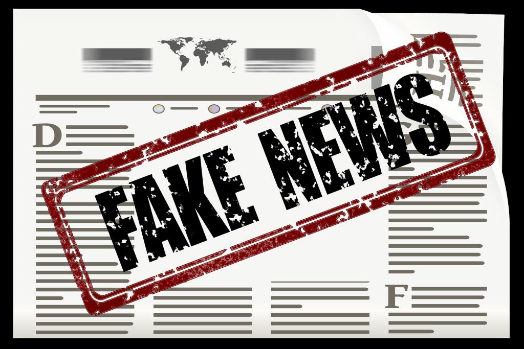 Las noticias falsas pueden generar crisis en la Bolsa, como en el jueves negro.