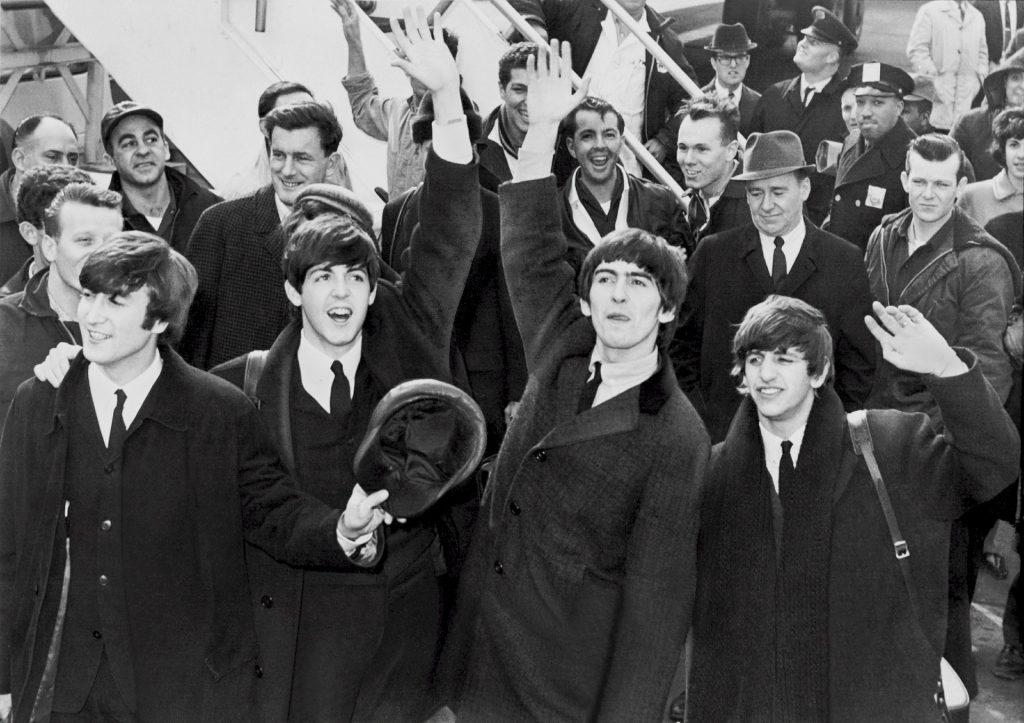 Lennon y The Beatles.