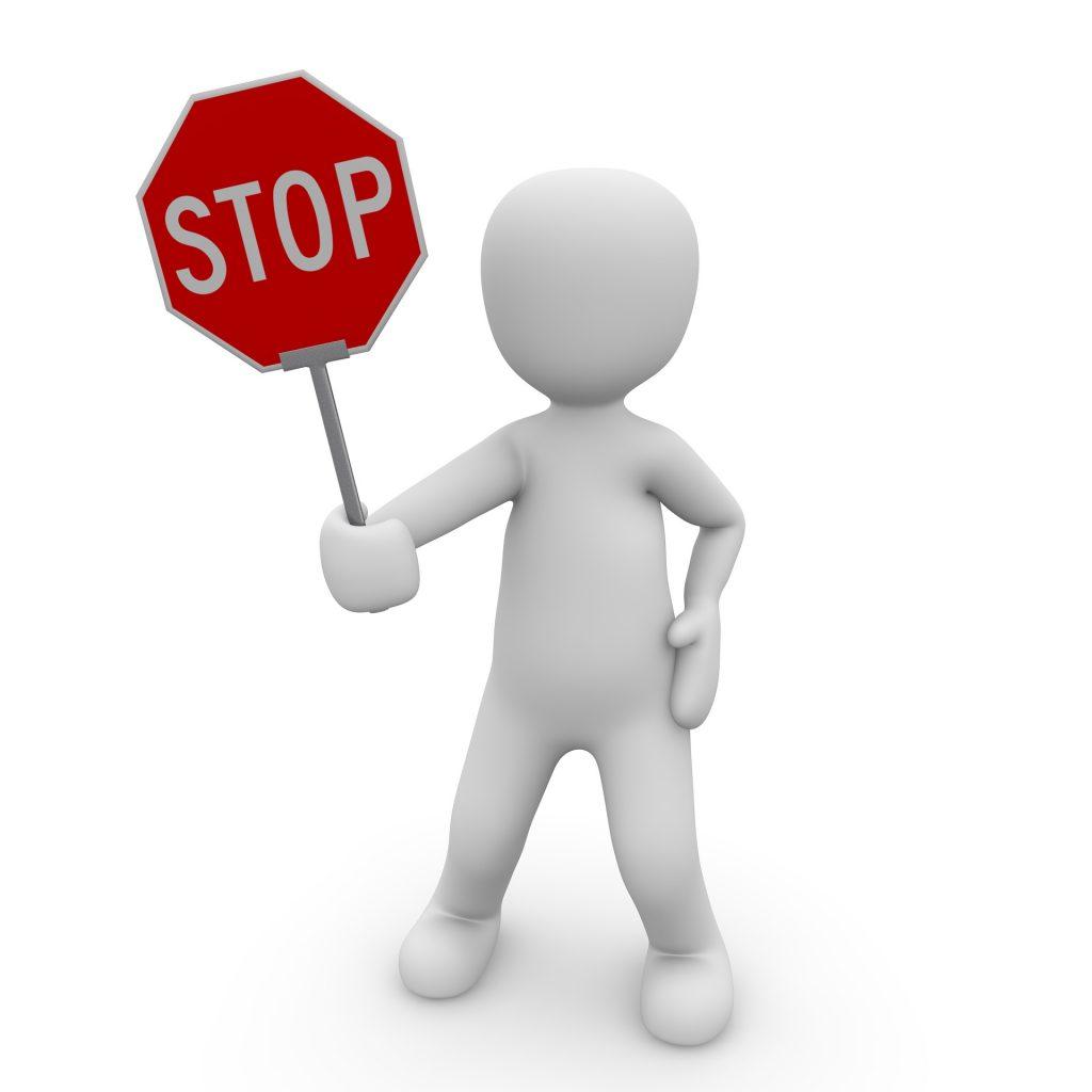 En la Bolsa tu seguro es el stop.