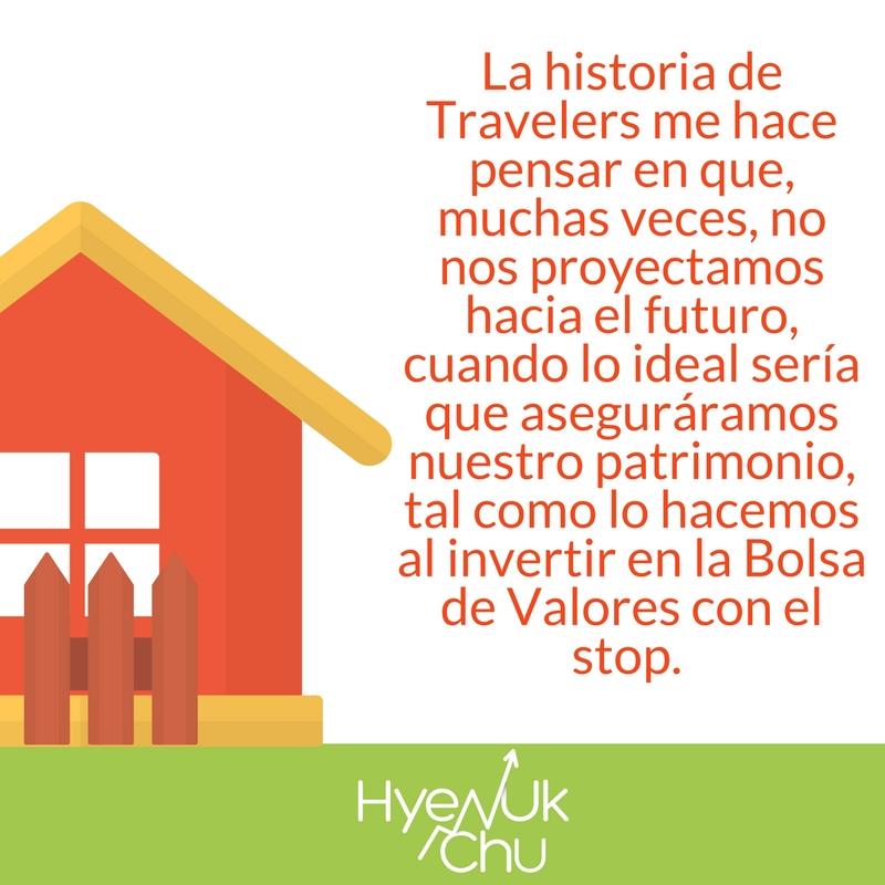 Travelers nos enseña a asegurar nuestro patrimonio.
