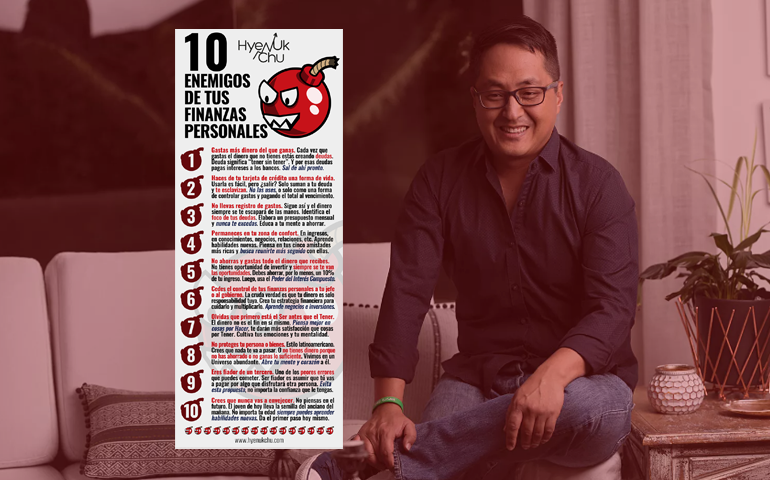 10 Enemigos De Tus Finanzas Personales - Hyenuk Chu