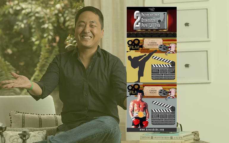 [INFOGRAFÍA] 2 Películas Con Enseñanzas Para La Vida Y La Bolsa De Valores De Nueva York – Hyenuk Chu