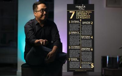 [INFOGRAFÍA] 7 Claves Para Obtener Y Conservar La Riqueza – Hyenuk Chu
