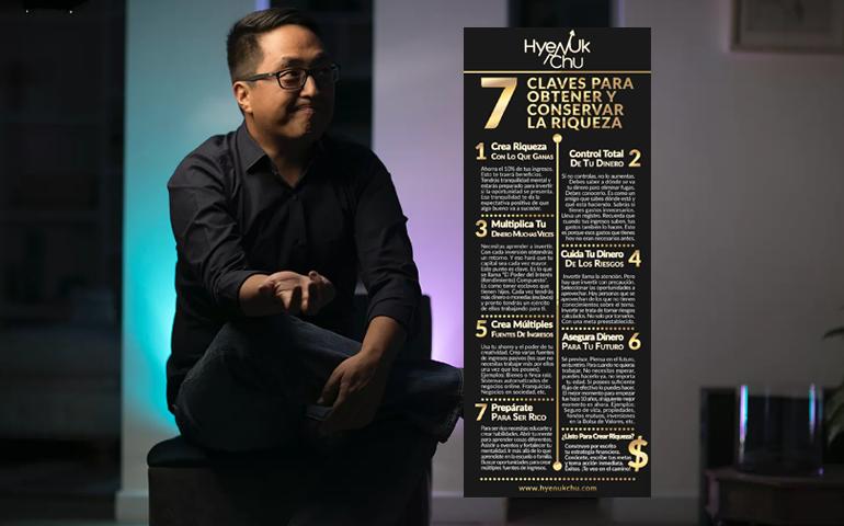 7 Claves Para Obtener Y Conservar La Riqueza - Hyenuk Chu