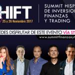 Que Es SHIFT - Summit Hispana De Inversiones Finanzas Y Trading - Hyenuk Chu