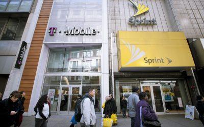 T-Mobile Y Sprint Fusión En Puerta – Hyenuk Chu