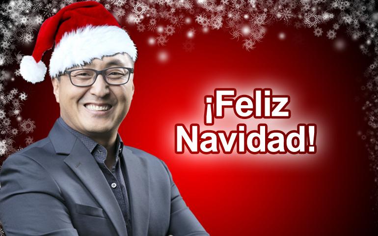 Feliz Navidad 2017 – Hyenuk Chu