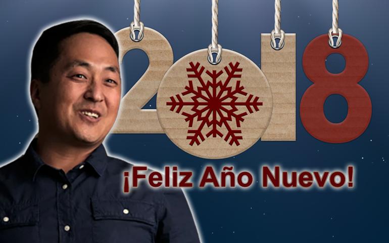 Feliz Año 2018 – Hyenuk Chu
