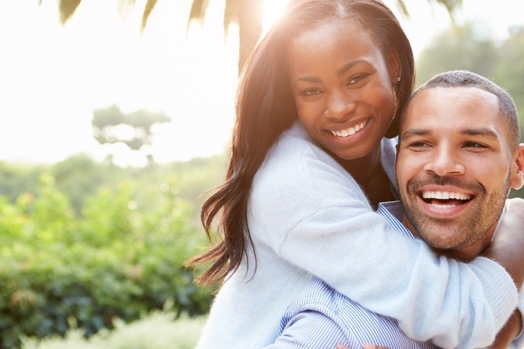 La felicidad caracteriza a quienes están cumpliendo metas