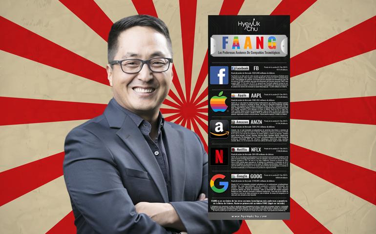 FAANG Las Poderosas Acciones De Compañías Tecnológicas - Hyenuk Chu