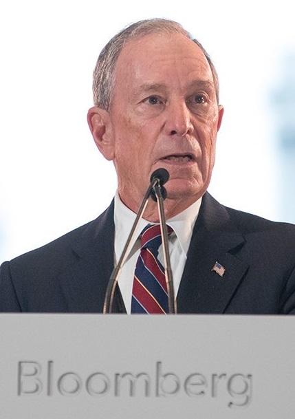 Bloomberg es uno de los multimillonarios.