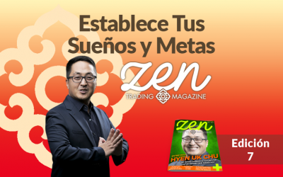 Zen Trading Magazine – Establece Tus Sueños y Metas – Editorial Diciembre 2017 – Hyenuk Chu