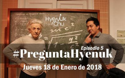 #PreguntaHyenuk Episodio 5 – Hyenuk Chu