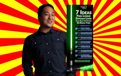 [INFOGRAFÍA] 7 Ideas Para Lograr Enfoque Láser En La Bolsa De Valores De Nueva York – Hyenuk Chu