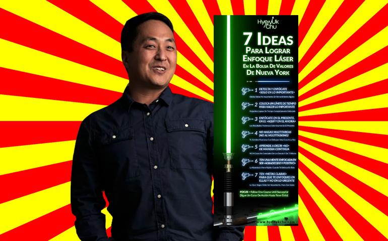 7 Ideas Para Lograr Enfoque Láser En La Bolsa De Valores De Nueva York