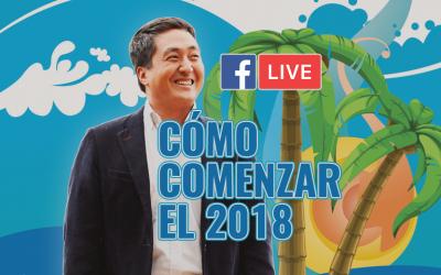 [Fb Live] Cómo Comenzar El 2018 – Hyenuk Chu