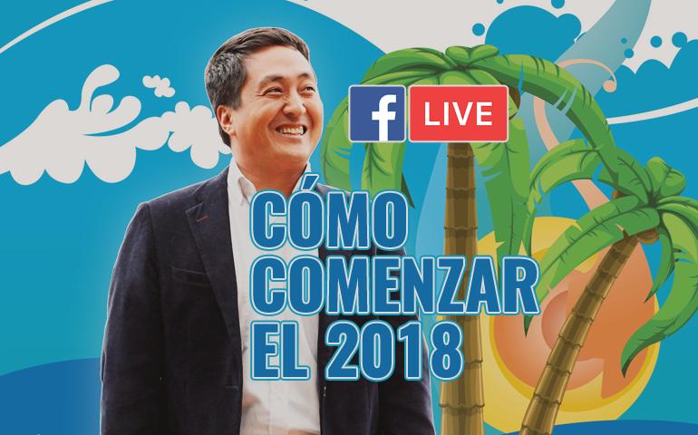 [Fb Live] Cómo Comenzar El 2018 - Hyenuk ChuQ