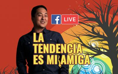 [Fb Live] La Tendencia Es Mi Amiga – Hyenuk Chu