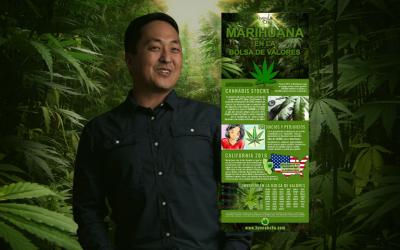 [INFOGRAFÍA] Marihuana En La Bolsa De Valores – Hyenuk Chu