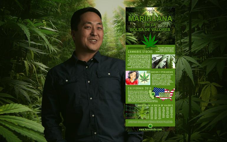 Marihuana En La Bolsa De Valores - Hyenuk Chu