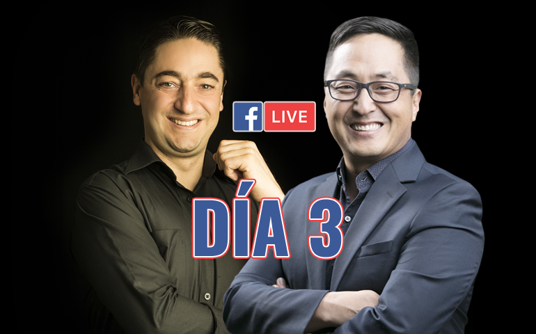 [Fb Live] Tercer Día «Técnicas para Arrancar un Mejor 2018» – Hyenuk Chu