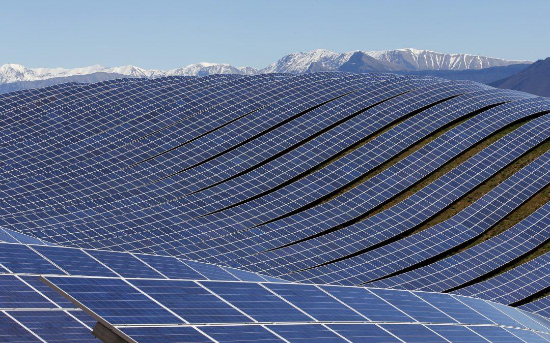 La Energía Solar En La Bolsa De Valores De Nueva York - Hyenuk Chu